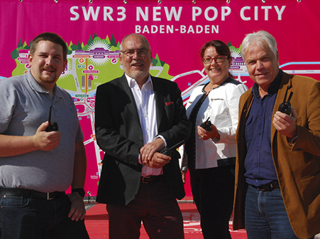 "Die ""New Pop City"" Baden-Baden funkt digital!"